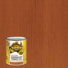 cabot 1 qt mahogany flame australian timber oil exterior wood