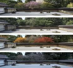 ryoanji rock garden kyoto nature gardens japanese kyoto