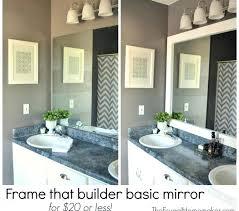 bathroom mirror trim ideas trim for bathroom mirror trim bathroom mirror antique wooden mirror