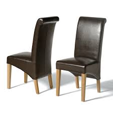 White Leather Dining Chairs With Nailheads Leather Dining Room Chairs Uk Moncler Factory Outlets Com