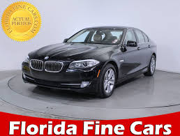 Bmw 528i Images Used 2013 Bmw 5 Series 528i Sedan For Sale In Miami Fl 86637