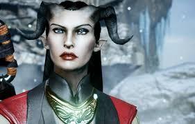 dragon age inqusition black hair qunari hair mods tumblr