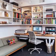 Office Shelf Decorating Ideas Best 25 Home Office Shelves Ideas On Pinterest Home Study Rooms