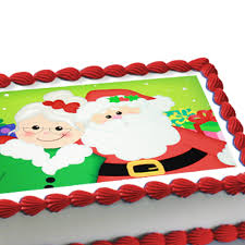 Christmas Cake Decorations Santa by Christmas Cupcake And Cake Decorations