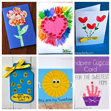 kid cards 21 creative and kid made s day cards