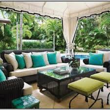 target black and white outdoor cushions patios home decorating