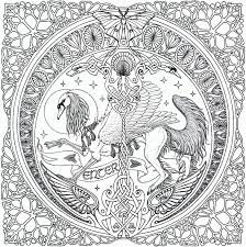 animal mandala coloring pages free printable coloring home