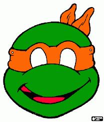 ninja turtle coloring ngbasic