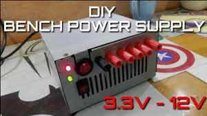 Pc Power Supply Bench How To Make A Bench Power Supply From A Computer Power Supply