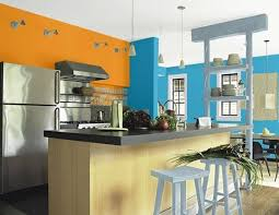 blue and yellow kitchen ideas blue and yellow kitchen painting ideas smith design