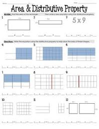 pictures on free printable distributive property worksheets