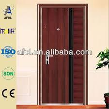Safety Door Design House Modern Single Safety Door Design In Metal Buy Safety Door