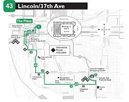 Rtd Map Ride On Bus Schedules 43 The Best Bus