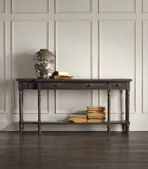 hooker furniture console table hooker furniture living room davalle console table 5165 85003