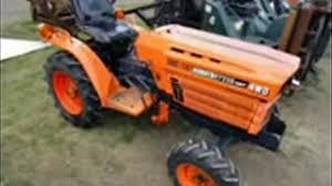 kubota b6200hst b7200hst tractor service repair factory manual