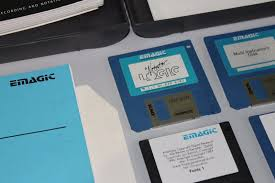 emagic log 3 1991 for atari st ste