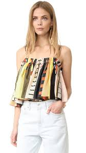 apart fashion apiece apart sanna cropped camisole shopbop