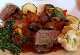 chevreuil cuisine food cuisine du monde recette de filet de chevreuil sauce