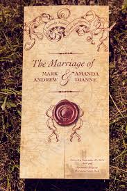 Map Wedding Invitations Coburn 168 Wedding Harry Potter And Weddings