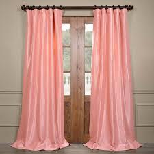 Silk Dupioni Curtains Pink Silk Curtains 100 Images Curtain Talk Curtains Windows