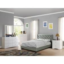 Silver Queen Bed Queen Beds Furniture Factory Direct
