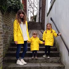 Yellow Raincoat Girl Meme - the very best raincoats from petit bateau raincoat kids girls