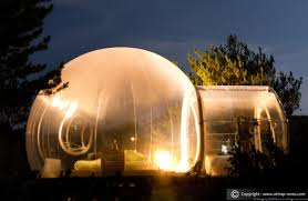 unusual night in a transparent bubble best of web shrine