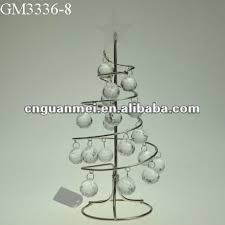 christmas novelty product spiral metal wire christmas tree buy