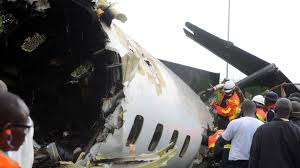 crash of an embraer emb 120rt in lagos 16 killed b3a aircraft