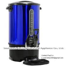 shabbat urn 60 cup 12 liter hot water urn with shabbat switch stainless steel