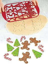 cookie cuttables cut out 16 cookies with one press without