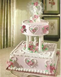wedding cake icing pink wedding cake