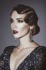 gatsby style hair struggling to find an uber chic hairdo for halloween then you
