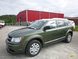 dodge crossroad 2017 2017 olive green dodge journey se awd 115790290 photo 9