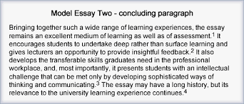 This Essay Will Be Divided Into Four Sections In The First by Step 6 Write Introduction And Conclusion The Learning Centre