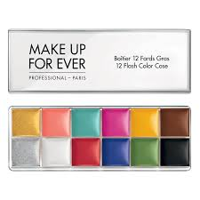 12 flash color case flash colors u2013 make up for ever