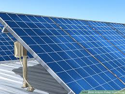 buy your own solar panels how to solar power your home 13 steps with pictures wikihow
