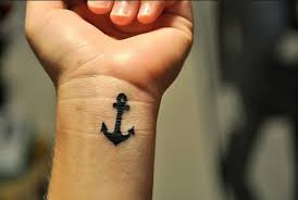 anchor tattoos u0026 meaning u2013 fading trend or up and coming fashion