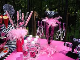 photo minnie mouse baby shower decorations image