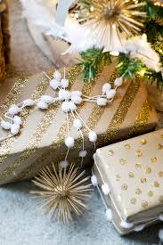 recycled christmas wrapping paper wrap it up 10 kraft paper and glitter c r a f t