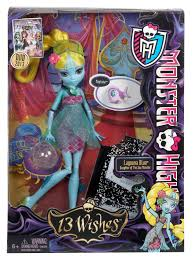 howleen wolf 13 wishes high 13 wishes lagoona blue doll toyarena