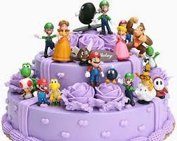 sonic cake topper 20 sonic birthday cake walmart awesome mario cake topper