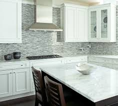 Kitchen With White Cabinets The Timeless Appeal Of Backsplash Ideas For White Kitchen Cabinets