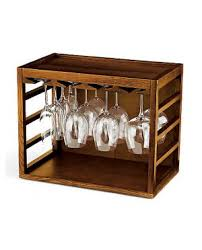 stacked cubes crystal table l tabletop wine racks shop wine storage racks for tables