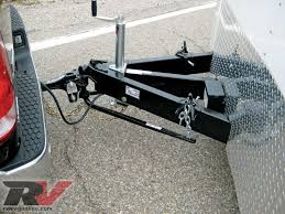nissan frontier hitch rating 7 vital steps for better and safer towing hitch u0026 go rv magazine