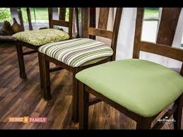basic upholstering dining chairs diy by tanya memme as seen on