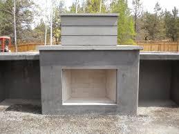 boisineau masonry outdoor fireplace firebox and bluestone veneer
