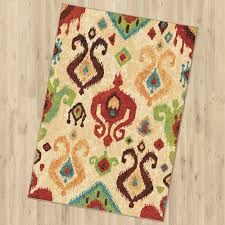 Graphic Area Rugs 2802 5x8 Jubilee Pile Modern Graphic Area Rug