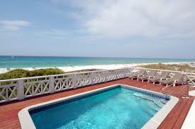 Destin Luxury Vacation Homes by Beachfront 4 Bedroom Destin Vacation Home 86063 Beach Homes