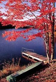 fall color tours lake gogebic